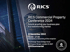 RICS Commercial Property Conference 2014