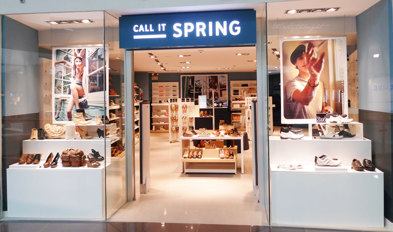 It Spring - shoes stores in USA - Malls