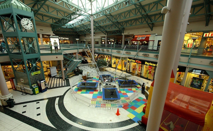 The Galleria in Johnstown