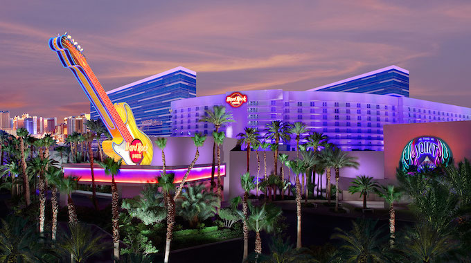 Har Rock Hotel and Casino, Mall