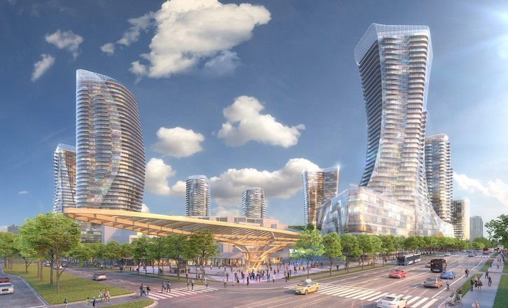 Oakridge Centre Will Be The Largest Development In Vancouver