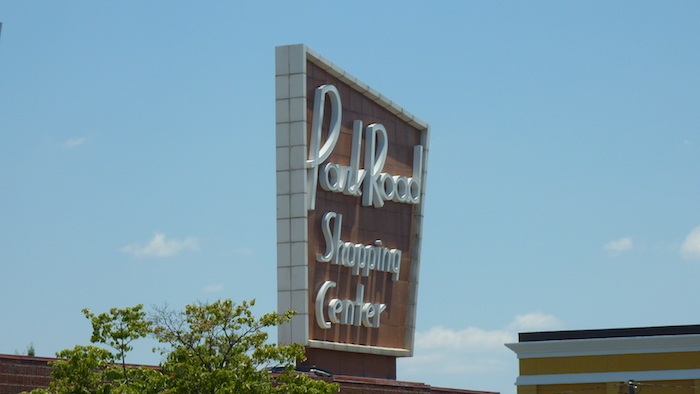 Park Road Shopping Center