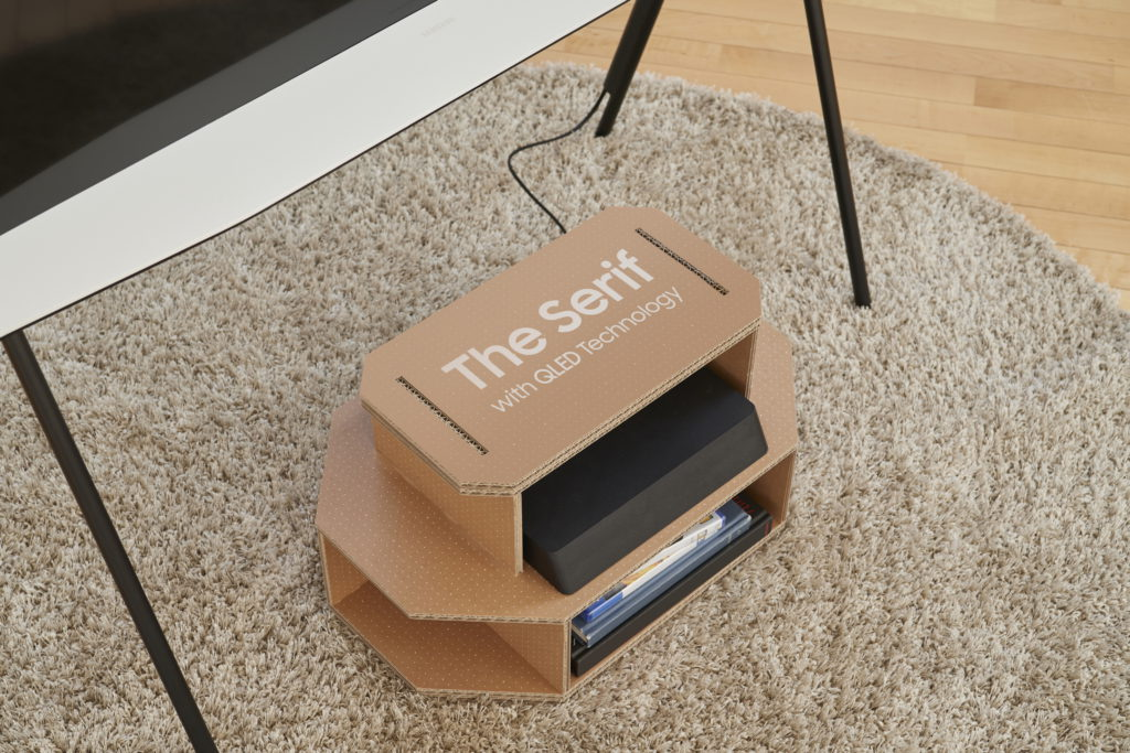 Samsung eco packaging