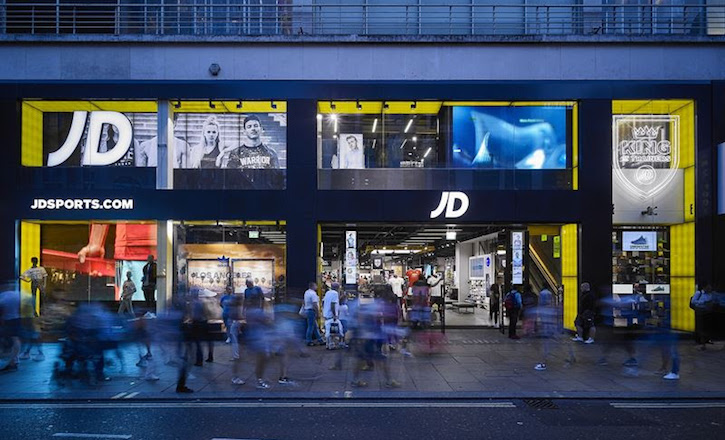 JD Sports opens its flagship store in Finland
