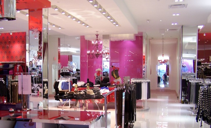 Love Culture To Open Stores In Four PREIT's Malls