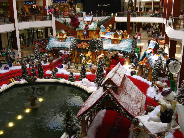 How will this Christmas be celebrated in malls in the US? - USA ...