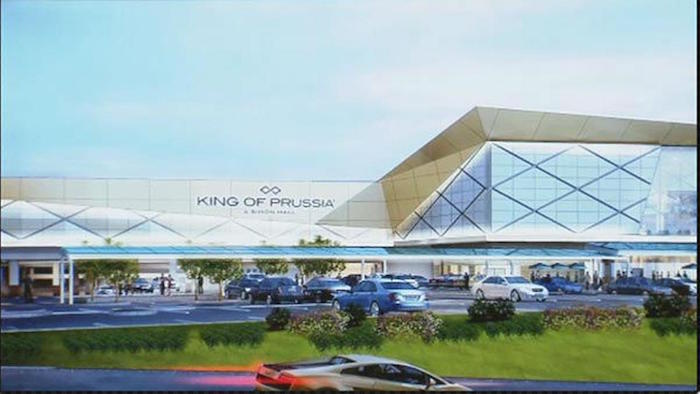 King of Prussia Mall extension