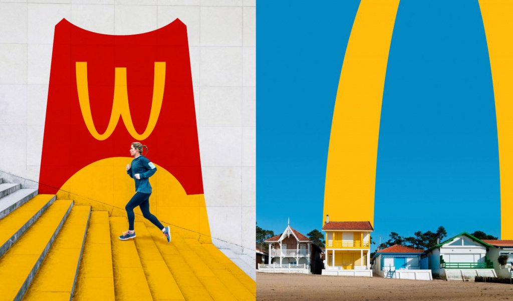McDonald's is Revolutionizing the Corporate Identity
