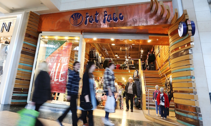 Fat Face Expands To US USA News MallsCom - First shopping center in usa