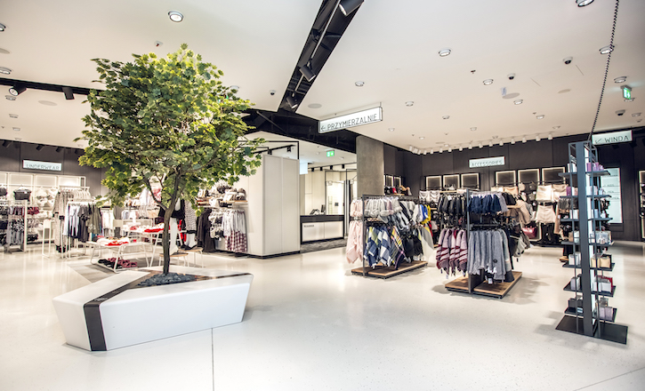 Reserved Revealed New Store Concept In Warsaw