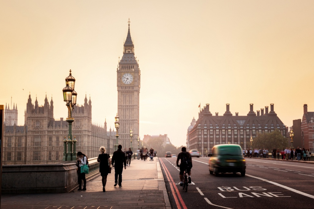 London - United Kingdom - depositphotos.com