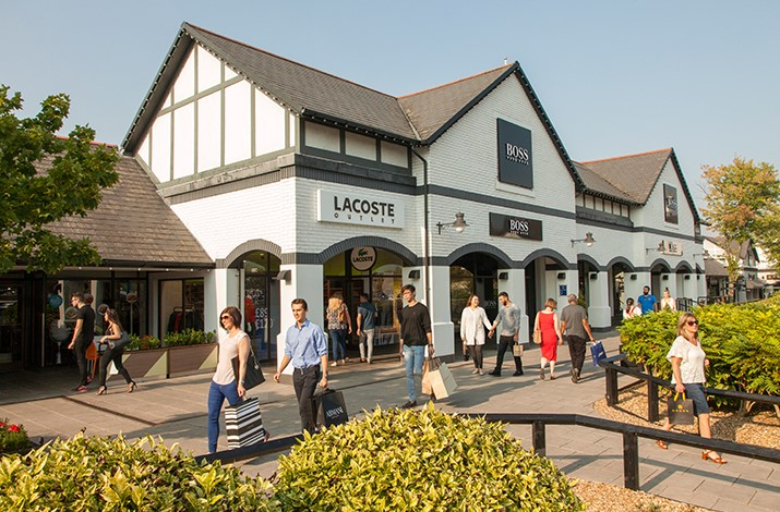 Cheshire Oaks Designer Outlet announces start of construction on new phase.