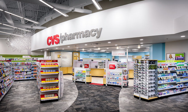 CVS New Store by WD Partners