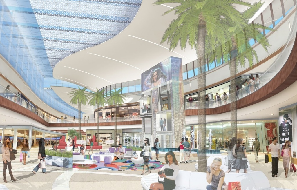 Puerto Ricos First Luxury Mall Gets Set To Open USA News MallsCom - First shopping center in usa