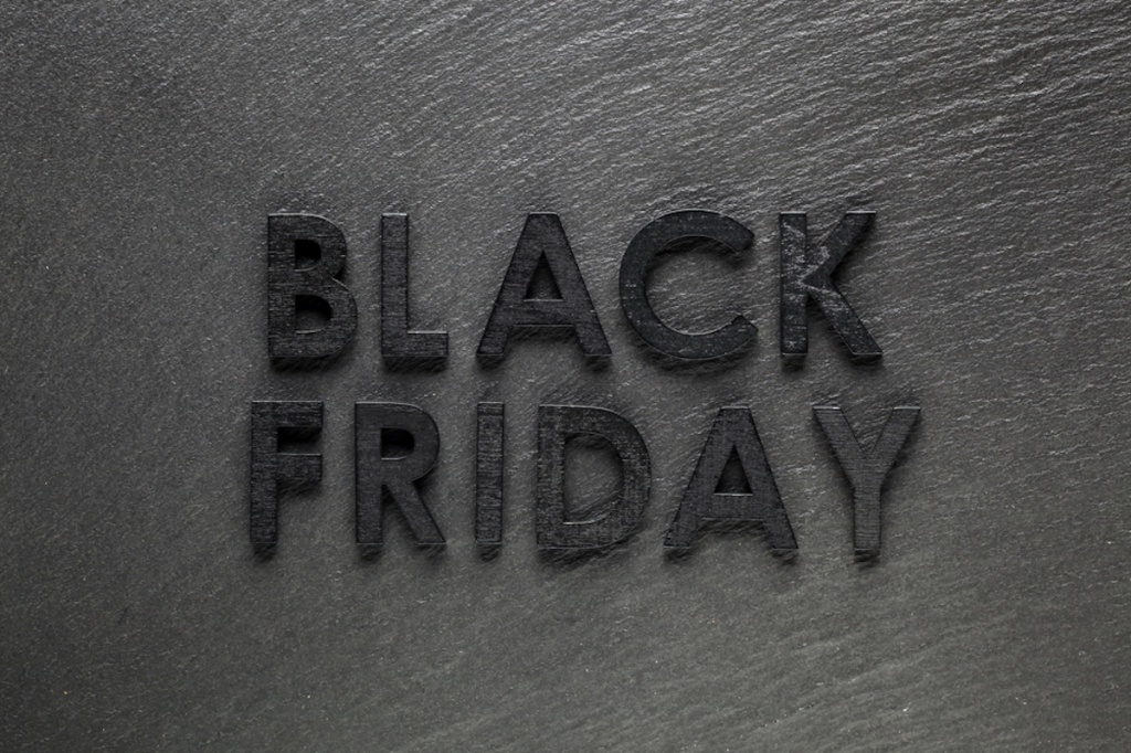 Black Friday Depositphotos