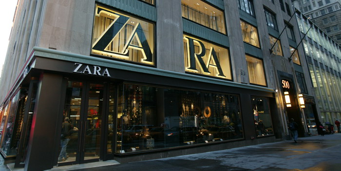 Zara Fifth Avenue