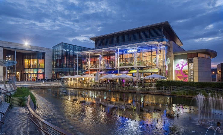 Hammerson Is Ready To Merge With Intu