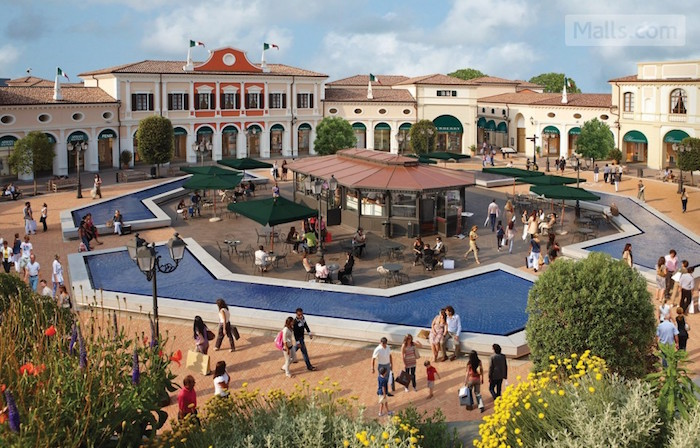 The Best Italian Outlets - Italy news- Malls.Com