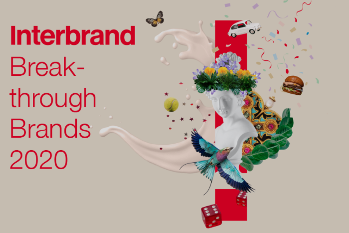 30 Breakthrough Brands