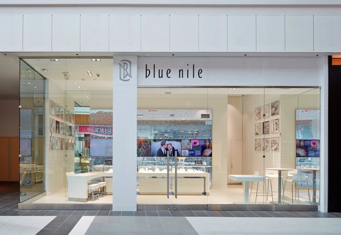 Blue Nile in Roosevelt Field Mall