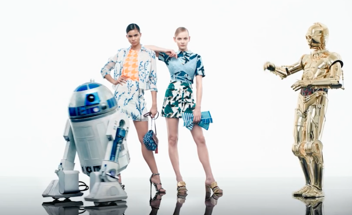 Westfield London Star Wars Fashion