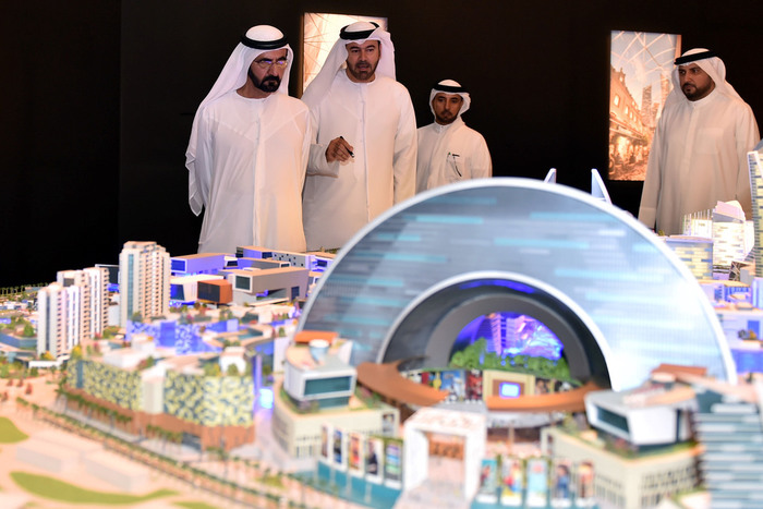 Dubai- Mall Of The World to be the biggest on Earth.jpg