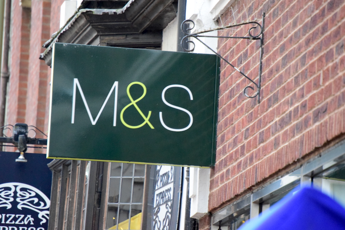 Marks and Spencer - Depositphotos