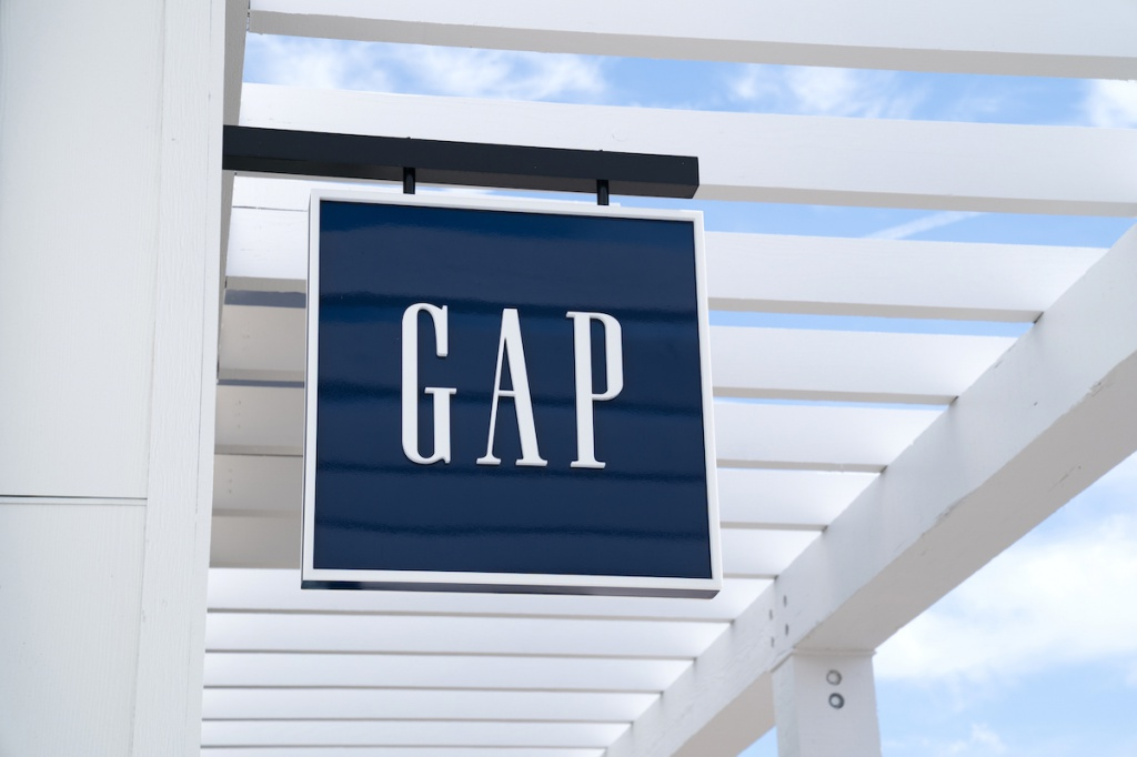 Gap Logotype from Media Center