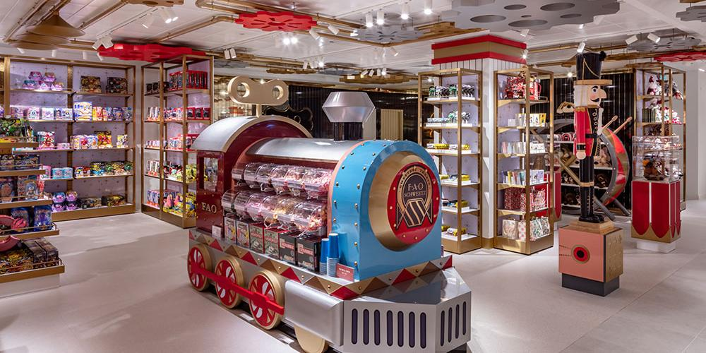 The Oldest American Toy Brand FAO Schwarz Goes to Europe - USA news- Malls.Com