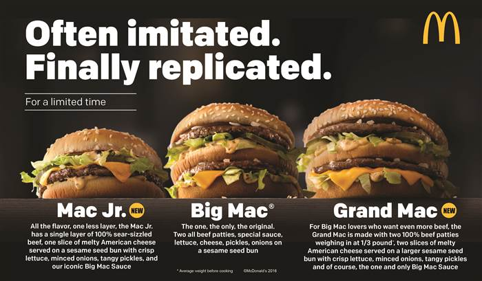 McDonald's Introduces Changes to Iconic Big Mac