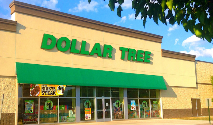 Dollar Tree by Mike Mozart