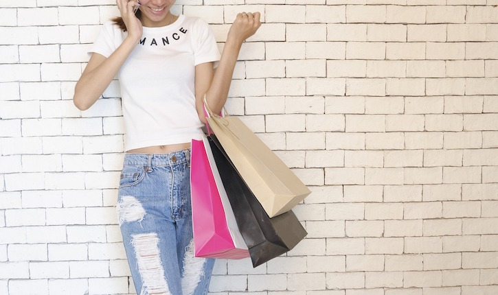 These are the most popular brands among young shoppers