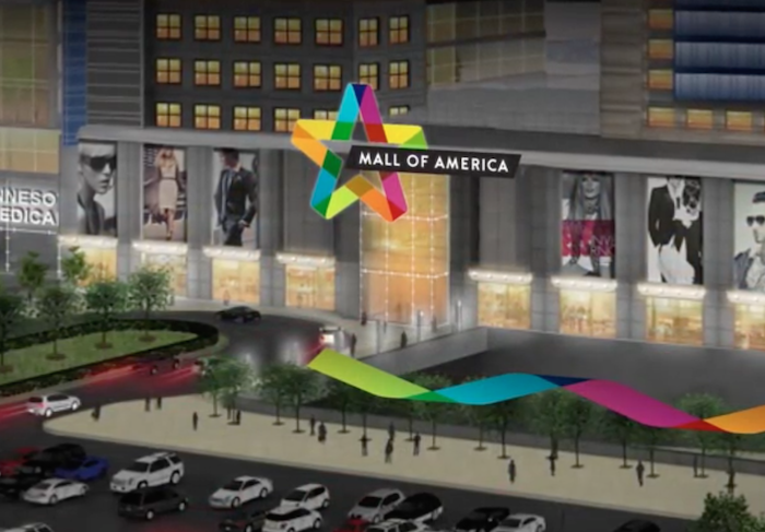 Mall of America new logo