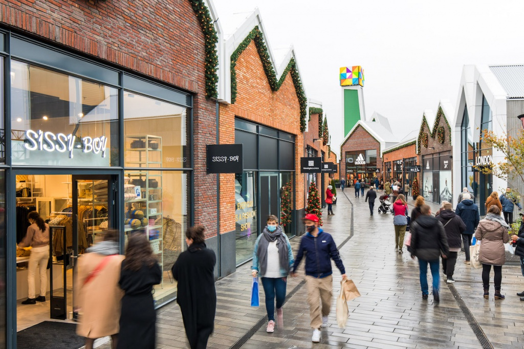 Pino incompleto Hacer  The first outlet center in Greater Amsterdam welcomes its first visitors -  Netherlands news- Malls.Com