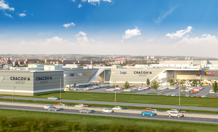 Cracovia Outlet Will Open in Kraków