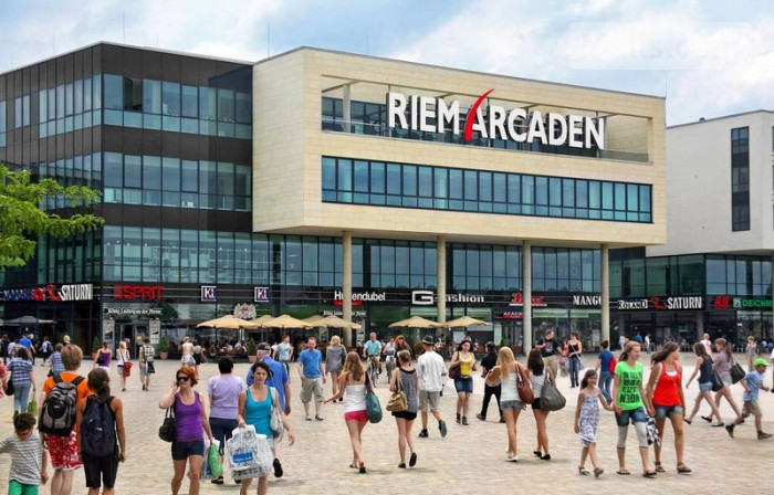 Riem Arcaden in Munich