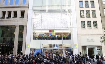 Microsoft To Open Its First European Store In London