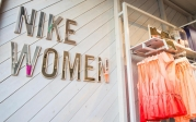 Nike opens first women's only store in Europe