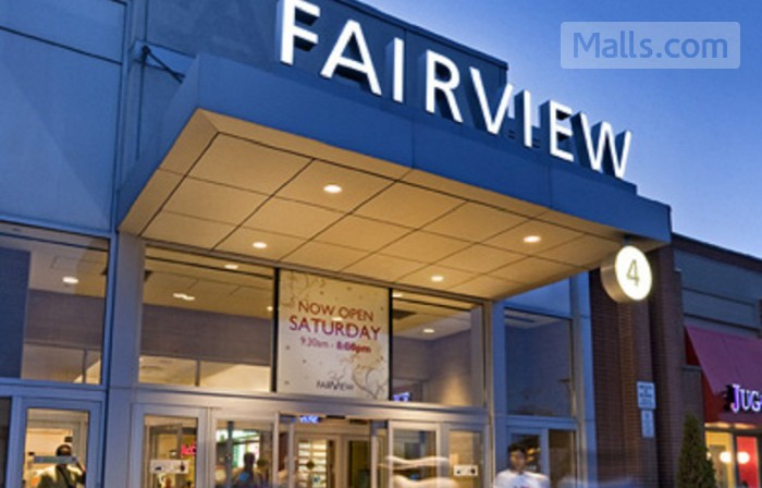 Fairview Mall photo