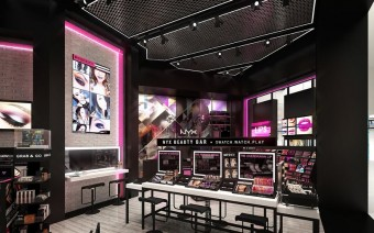 NYX Professional Makeup Opens First Flagship Store in Manhattan