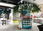 "Carrefour Opens a ""clean"" Cosmetics Store"