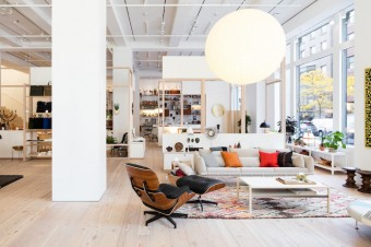 Look Inside Herman Miller's New York Flagship Store
