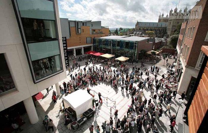 Princesshay Shopping Centre photo №1