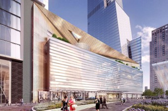 NYC Mall Will Have Floor Dedicated To Online Brands
