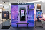 Fitness brand Tonal will open mini-stores in Nordstrom department stores