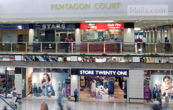 Pentagon Shopping Centre photo