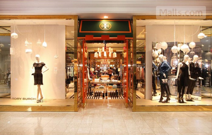 Tory Burch Women S Wear Stores In Usa Malls Com