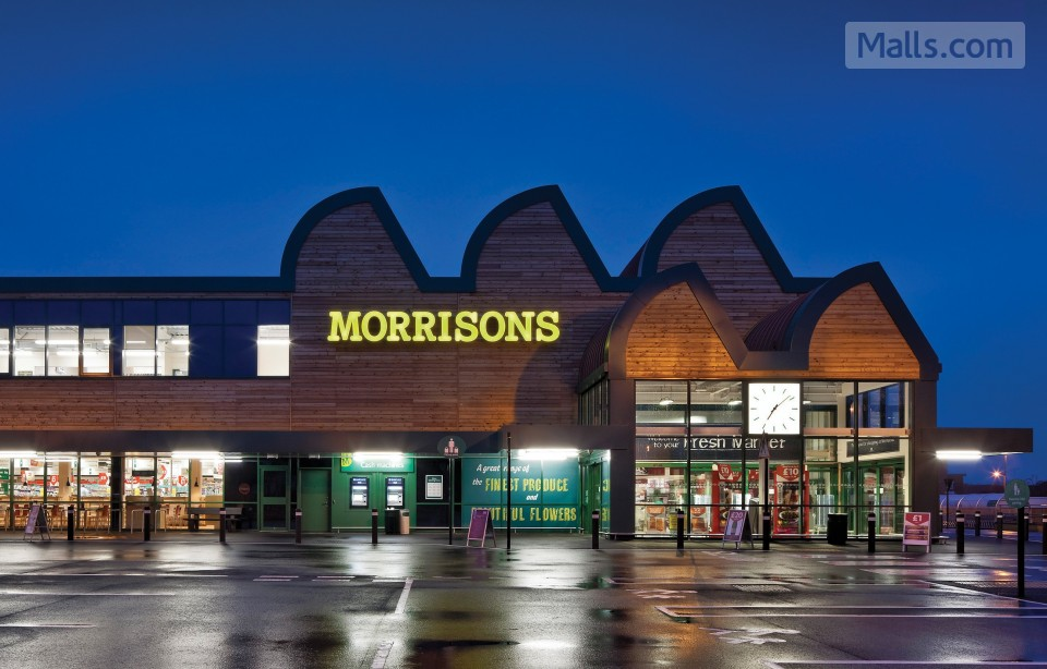 Morrisons supermarket & grocery store home furniture