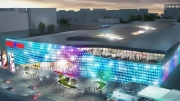 New shopping center for Bucharest