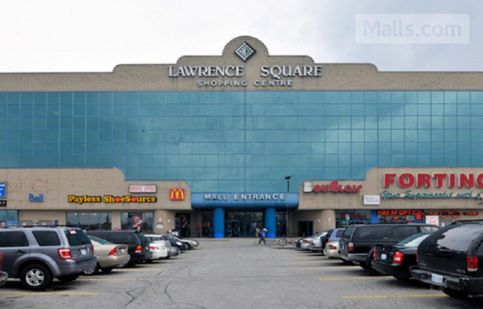 Lawrence Square Shopping Centre photo